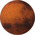 Mars - Planetenfoto