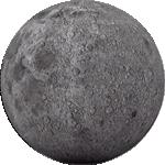 Mond - Planetenfoto