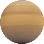 Saturn - Planetenfoto