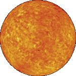 Sonne - Planetenfoto